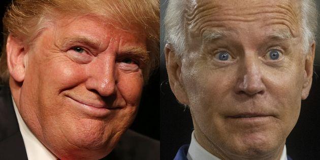 Donald Trump y Joe