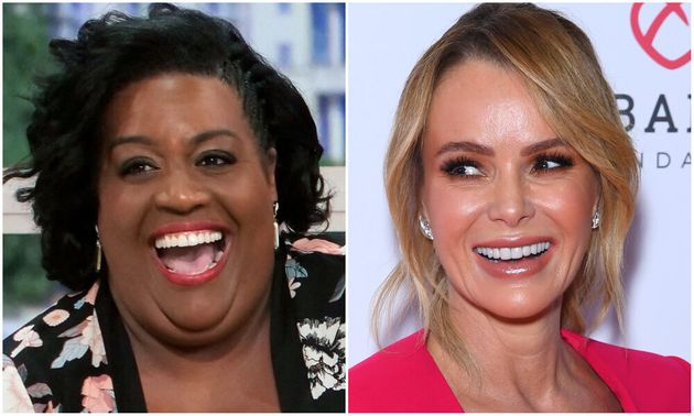 Alison Hammond And Amanda Holden Are Joining Forces On A New BBC Show, So Laughs Are Guaranteed