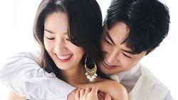 전진-류이서 부부의 달달한 미공개 웨딩 화보