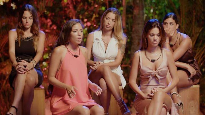 Una imagen del programa 'La Isla de las Tentaciones', en Telecinco.