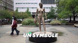 Avec cette statue, #MeToo revisite le mythe de
