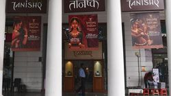 Apology Poster On Gujarat Tanishq Store After Threats, Brand Manager Doxxed: