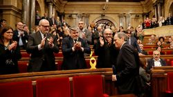 Torra mantendrá el sueldo y los honores de expresidente de la Generalitat