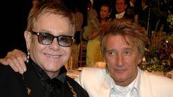 Elton John Hits Back At Rod Stewart As Feud Deepens: 'He's Got A F***ing