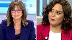Ana Rosa recibe un tsunami de críticas por su entrevista a Díaz Ayuso: