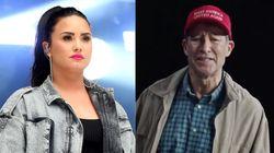 Demi Lovato Takes Direct Shot At Trump In Political Ballad 'Commander In