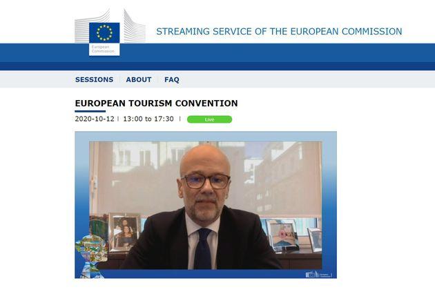 Γιάννης Ρέτσος: Αλλαγή τουριστικού μοντέλου σε Ελλάδα και