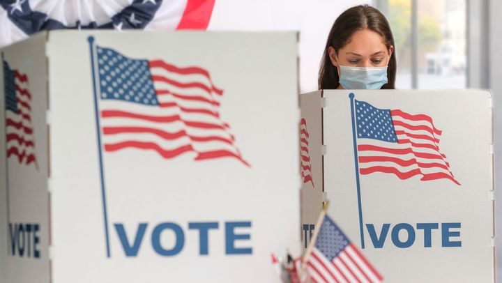 "Poll workers are at a greater risk of infection than the voters themselves, said&nbsp;<a href=""https://publichealth.berkeley.edu/people/lee-riley/"" target=""_blank"" rel=""noopener noreferrer"">Lee Riley</a>, professor and head of the infectious diseases division at the University of California, Berkeley."