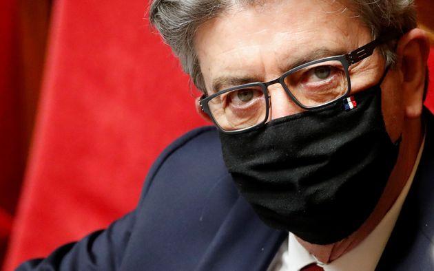 Jean-Luc Mélenchon, ici à l'Assemblée nationale le 15 juillet, a lancé une...