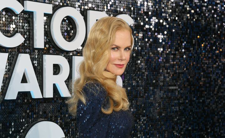 "Nicole Kidman ""really wanted"" to play Julia Roberts' role in ""Notting Hill."""