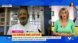 Karlos Arguiñano lo tiene claro: la severa respuesta a la petición de