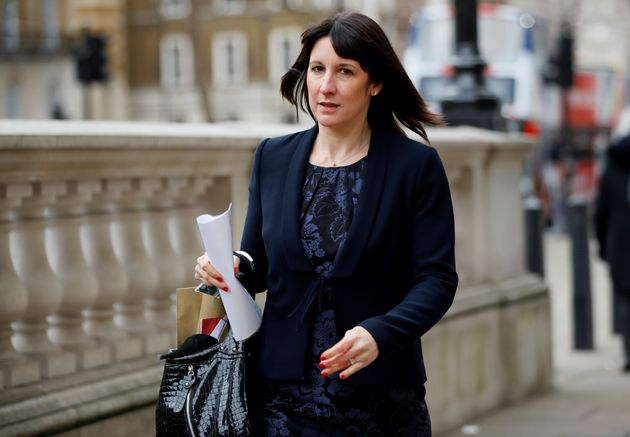 Labour shadow minister for the Cabinet Office, Rachel Reeves.