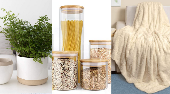 Refresh your space on a budget with these home decor and organization finds under $100 hiding in Amazon's Prime Day deals.