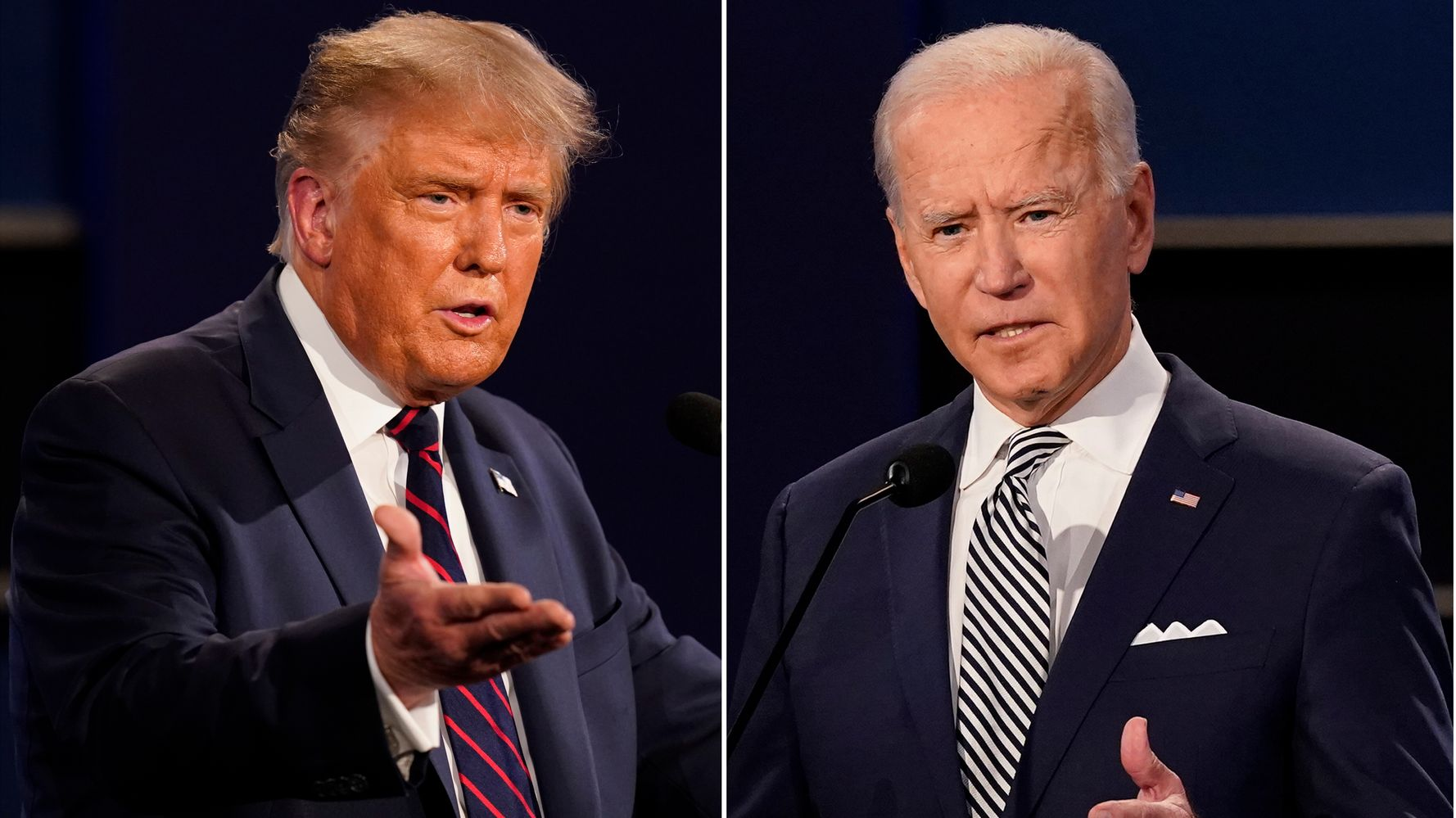 Trump vs. Biden On Health Care: A Stark Choice For Voters