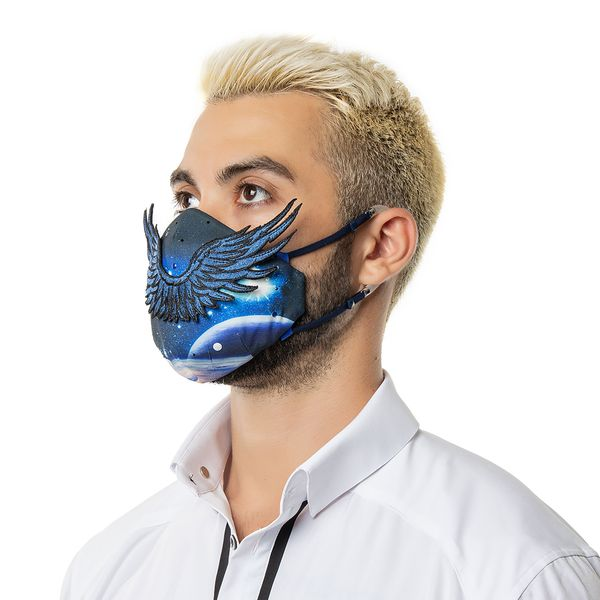 """Face masks are supposed to be utiltarian, but there's no reason they can't be stylish. This <a href=""""https://xsuit.com/collec"""