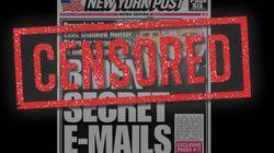 La censure par Facebook et Twitter d'un article à charge sur Biden indigne les