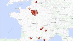 Macron ordonne l'instauration d'un couvre-feu dans les grandes