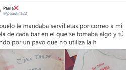 Reina en Twitter al compartir los mensajes que su abuelo enviaba a su abuela: 30.000 'me gusta' y