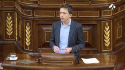 Errejón despierta aplausos al mandar callar en el Congreso y risas al recitar frases de