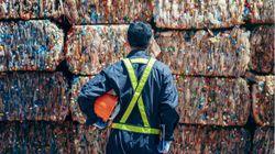 Transformer le plastique... en