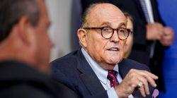 Rudy Giuliani Uses Mocking Asian Accent In Hot Mic 'Ah So'