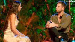 El grave insulto en árabe que le dijo Tom a Melyssa en la hoguera de 'La isla de las
