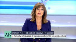 Ana Rosa Quintana arremete contra un miembro del Gobierno: