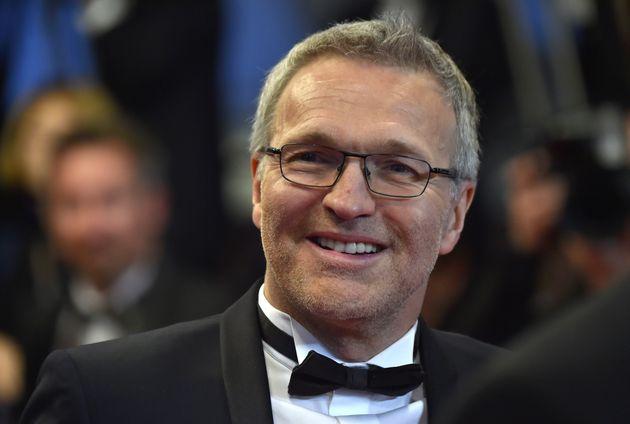 Laurent Ruquier lors de la diffusion du film