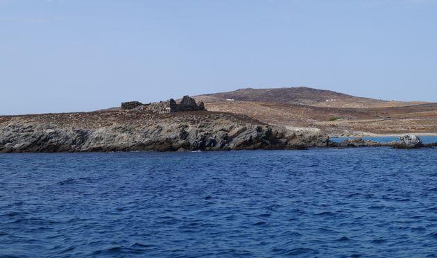 Ρήνεια, η άλλη Δήλος: Οι αρχαιολόγοι επιστρέφουν στο νησί που ήταν τόπος καραντίνας τον 19ο αιώνα