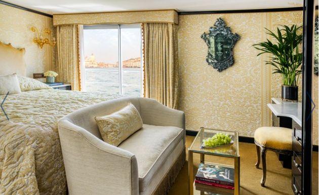 Δωμάτιο του κρουαζιερόπλοιου