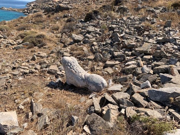 Ρήνεια, η άλλη Δήλος: Οι αρχαιολόγοι επιστρέφουν στο νησί που ήταν τόπος καραντίνας τον 19ο
