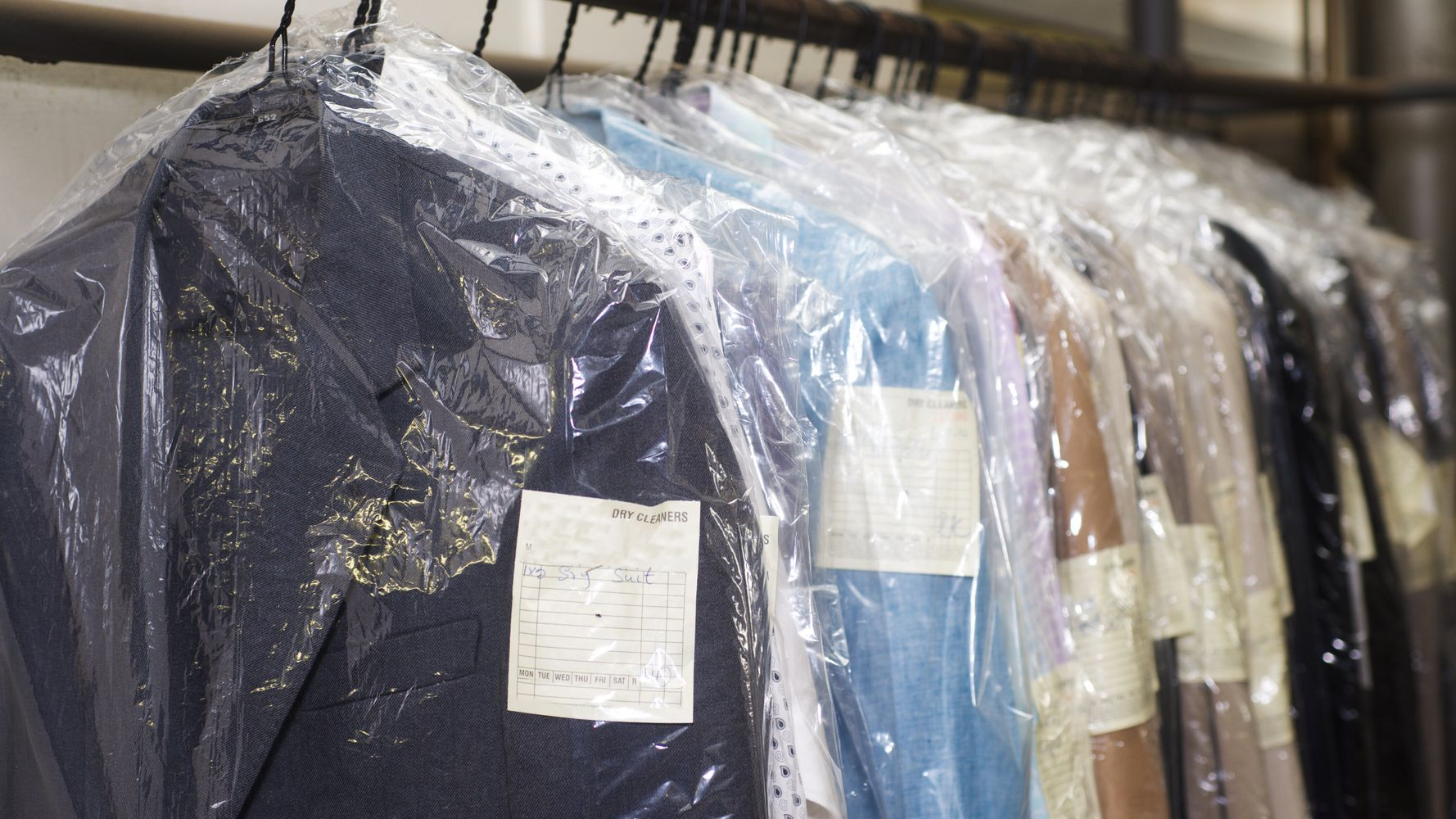 Does Dry Cleaning Kill COVID-19 On Clothing?
