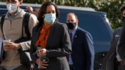 Kamala Harris Cancels Travel Plans After Top Aide Tests Positive For