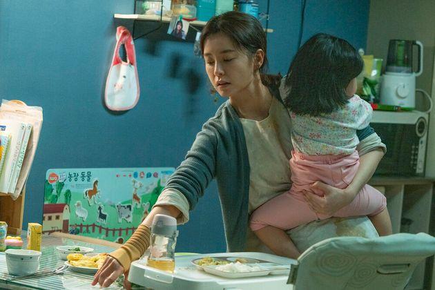 映画『82年生まれ、キム・ジヨン』でジヨンを演じたチョン・ユミさん