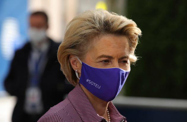 Εφυγε από τη Σύνοδο Κορυφής η Ούρσουλα φον ντερ Λάιεν για να μπει σε
