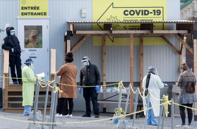 Le ministère de la Santé indique que 24 612 prélèvements ont été...