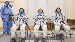 Ρώσοι κοσμοναύτες εντόπισαν την διαρροή οξυγόνου στον Διεθνή Διαστημικό Σταθμό με ένα φακελάκι