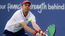 Querrey Accused Of Leaving Russia Despite Being COVID-19 Positive