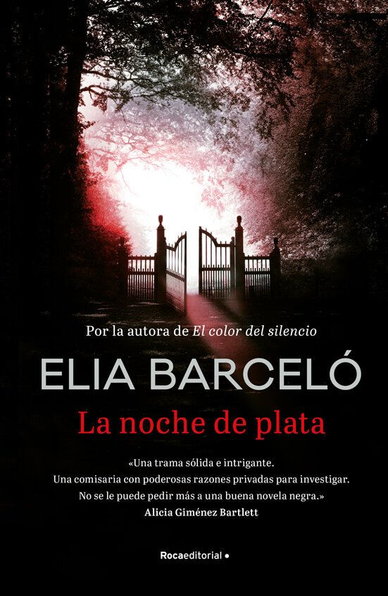 'La noche de plata', deElia Barceló (Roca