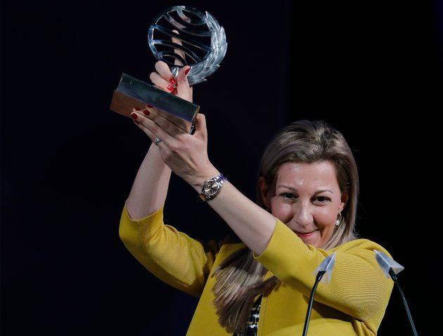 Eva García Sáenz de Urturi, Premio Planeta