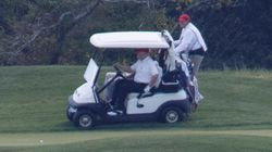 Secret Service Signs For $180,000 More In Golf Cart Rentals For Trump