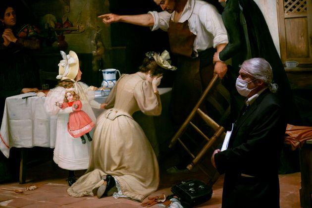 Museu do Prado retira obra de exposição feminina após descobrir que autor é