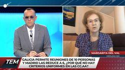 El muy pesimista augurio de la viróloga Margarita del Val de cara a la