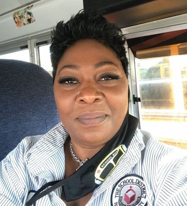 Rhonda Miller, a school bus driver in Florida's Palm Beach County, sees complexities in following