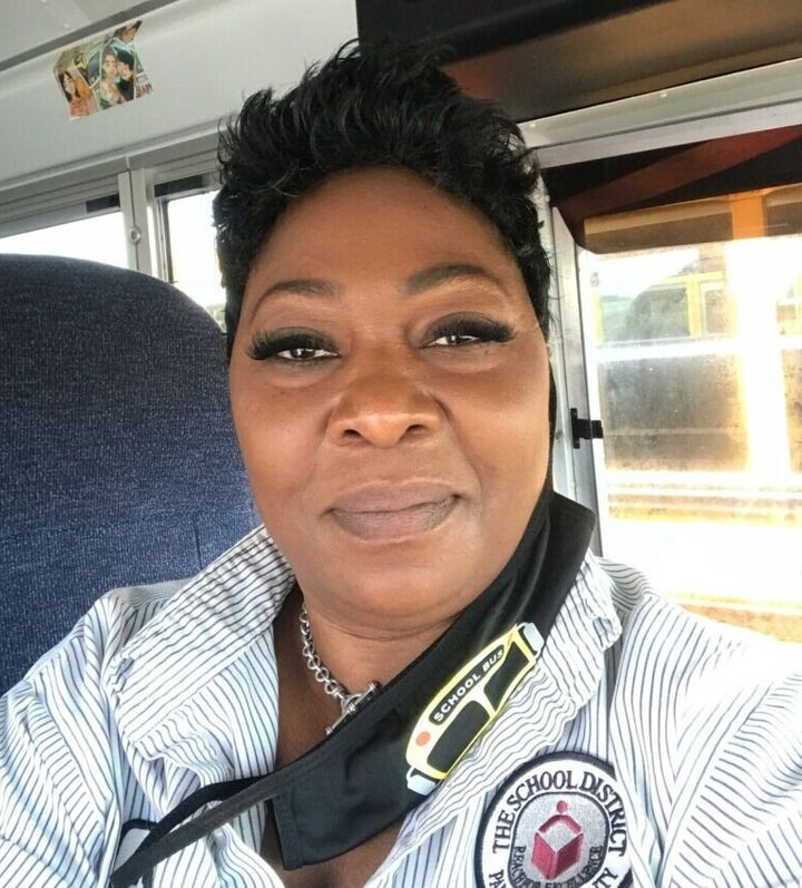 "Rhonda Miller, a school bus driver in Florida's Palm Beach County, sees complexities in following ""simple"" rules."