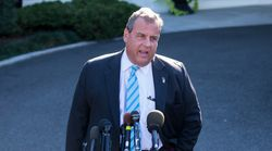 Chris Christie Won't Blame Trump For COVID-19, Says He Should've Worn