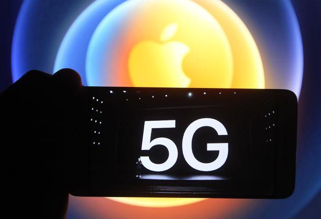 온라인으로 진행된 애플 아이폰12 발표