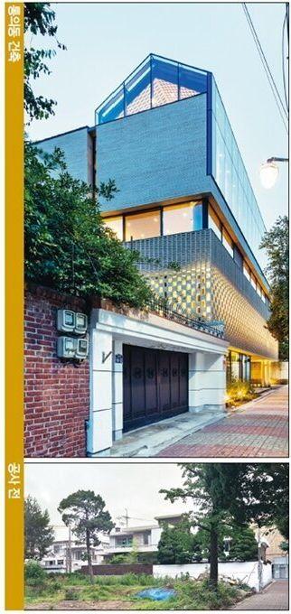 통의동 문화공간 '브릭웰'(Brickwell)- '2020 서울시 건축상' 틈새건축 부문 공동 최우수상,시민공감특별상