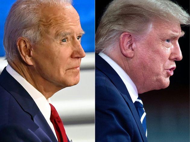 Biden vince il duello a distanza, Trump mai così in