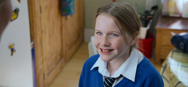 Lulu Popplewell played Emma Thompson's daughter Daisy in the 2003